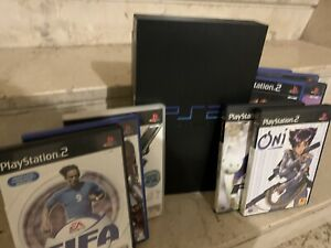 playstation 2 usata Con 11 Giochi