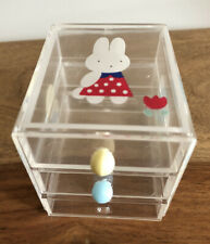 Vintage Sanrio 1978 💖Cheery Chums 3 Drawer Trinket Chest  ~ Preowned