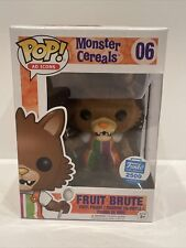 FUNKO POP AD ICONS FRUIT BRUTE #06 FUNKO EXCL LE2500 HARD STACK GRAIL MINT