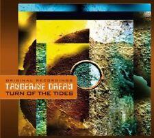 Tangerine Dream - Turn of the Tides +1 BONUSTRACK CD NEU OVP