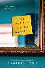 The Last Time We Say Goodbye-ExLibrary