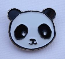 Metal Enamel Pin Badge Brooch Panda Bear Face Giant Panda China