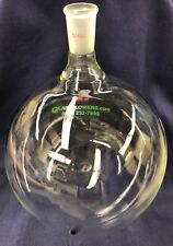 Brand New 24/40 3 Liter  Round Bottom Boiling Flask High Quality Heavy Wall