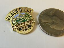 BLACK HILLS NATIONAL FOREST TRAVEL PIN