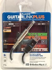 Alesis - GUITAR LINK PLUS - Audio cable - 16.50 ft - 6.35mm Audio - USB