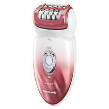 Panasonic Es-ed90-p Womens Epilator With Shaver Attachments