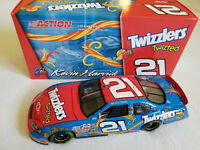 Action NASCAR 1:24  #21 Kevin Harvick Twizzlers 2005 Monte Carlo Diecast Car