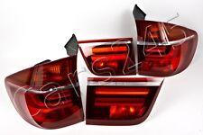 BMW X5 E70 LCI 2010- FACELIFT Inner Outer Tail Lights Rear Lamps Full SET