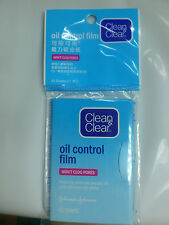 Clean & Clear Oil Control Film Blotting Paper Face (60 Sheets)
