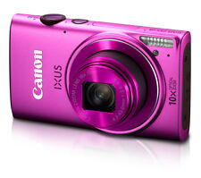 Canon IXUS 255 HS 12.1MP Digitalkamera - Pink