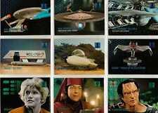 Star Trek 30 Years of - Phase One Full 100 Card Trading Card Base Set - SkyBox