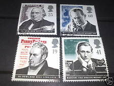 QE11 1995 SG1887/90 FU PIONEERS OF COMMUNICATION STAMPS