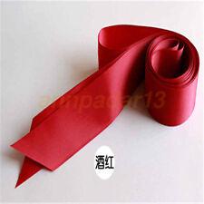 Hot Vintage Style Satin Ribbon Sash Bridal Wedding Dress Bow Knot Girdle Belt