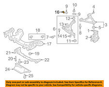 MAZDA OEM MX-5 Miata Front Suspension-Lower Control Arm Adjust Cam F15128473