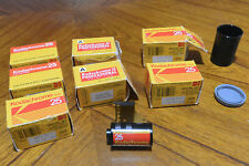 EXPIRED 7 Rolls of Kodachrome (35mm) Color SLIDE FILM — Old New Stock