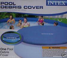 Intex Swimming Pool Debris Cover Fits 12 ft Easy Set Pools NIB