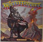 """MOLLY HATCHET - THE ACTE DE TRANSFERT EST EST DONE - EPIC 26213 - 12"""" LP (Y391)"""