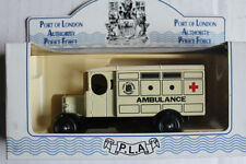 Lledo Morris Diecast Ambulances