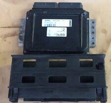 ROVER 75 SIEMENS ENGINE CONTROL UNIT ECU NNN100655 S108847002 B & BRACKET