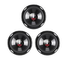 "3) NEW BOSS Phantom P106DVC 10"" 6300W DVC Car Audio Power Subwoofers Subs 4 Ohm"
