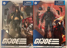 GI Joe Classified Series ZARTAN & COBRA INFANTRY Lot Rare! *IN HAND* HTF!