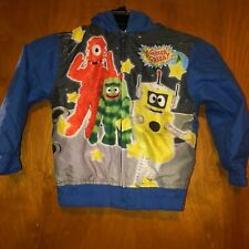 Yo Gabba Gabba Brobee Plex Muno Jacket 4t Nick Jr Kids