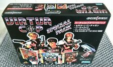 Virtua Cop Special Pack Gun Set Sega Saturn Japanese NTSC-J JPN