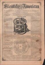 Joseph W. Jayne of Philadelphia, PA Patent For Improved Brick Machine in 1857