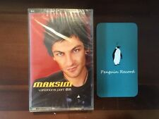 Maksim - Variations I & II CASSETTE TAPE KOREA EDITION SEALED