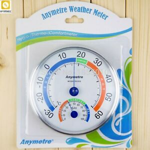 Thermometer And Hygrometer For Indoor Use Household Thermometers Weather Meter