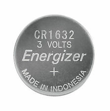 Energizer Cr1632 Coin Cell Battery 3v