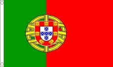 More details for portugal flag giant 8 x 5 ft -  massive huge 100% polyester - world cup 2018