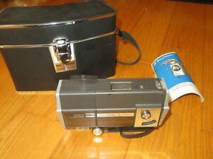 BELL & HOWELL Autoload 442 Vintage Movie Camera Zoom f/1.9 11-35mm Lens JAPAN