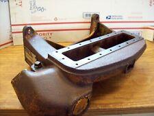 Farmall Cub International Cast Bolster Radiator Mounting 350886 R 2 With Ser Tag