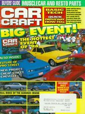 1994 Car Craft Magazine: Big Event/Musclecar & Resto Parts/Cheap Street Chevelle