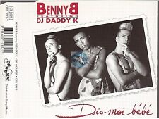 BENNY B dis moi bébé CD MAXI