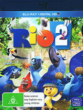 Rio 2 (Blu-ray, 2014)