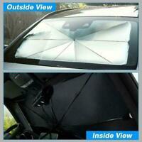 Foldable Car Windshield Sunshade Front Window Cover Umbrella Visor Sun U5M9
