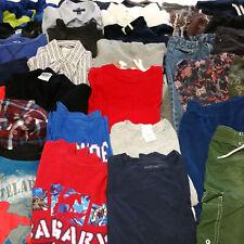 Huge Lot 34 Boys Clothes Size Medium 10-12 Children Kid Tops Pants Jeans Mixed