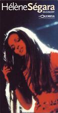 Hélène SEGARA en concert à l'Olympia - Long Box 2 CDs Edition limitée COLLECTOR