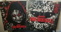 "Boondox - The Murder Pre-Order Flat SEALED 12"" Vinyl Record insane clown posse"