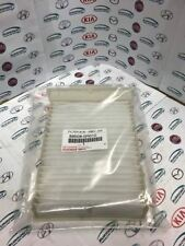 Genuine Toyota Aygo 2005-2014 Pollen Filter