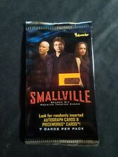 Smallville Season 6 Trading Card Pack (Factory Sealed)