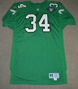 Vtg Herschel Walker Philadelphia Eagles '94 Game Issued Authentic Pro Cut Jersey