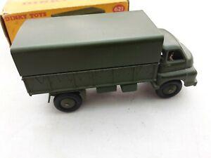 Dinky  621 3-Ton Army Wagon