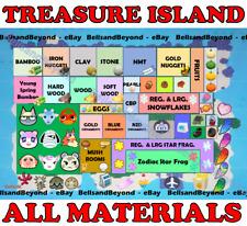 ACNH ANIMAL CROSSING: NEW HORIZON TREASURE ISLAND