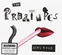 THE PREATURES Girlhood CD BRAND NEW Gatefold Sleeve Girl Hood