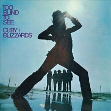 CUBY & BLIZZARDS - TOO BLIND TO SEE -CLRD- NEW VINYL