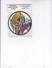 1984 Marvel Patch-Spider Woman vf/nm