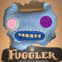 "9"" Fuggler Indecisive Monster Periwinkle Blue Brand New In Box Series 3 Sealed"
